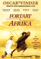 Nirgendwo in Afrika - Danish Movie Cover (xs thumbnail)