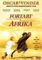 Nirgendwo in Afrika - Danish Movie Cover (xs thumbnail)