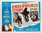 The Underworld Story - Movie Poster (xs thumbnail)