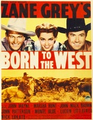 Born to the West - Movie Poster (xs thumbnail)