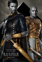 Exodus: Gods and Kings - Movie Poster (xs thumbnail)