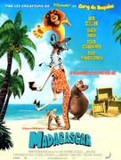 Madagascar - French Movie Poster (xs thumbnail)