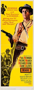 Hombre - Movie Poster (xs thumbnail)