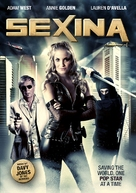 Sexina: Popstar P.I. - DVD movie cover (xs thumbnail)