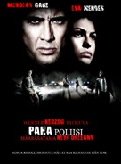 The Bad Lieutenant: Port of Call - New Orleans - Finnish Movie Poster (xs thumbnail)