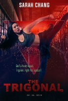 The Trigonal: Fight for Justice - Philippine Movie Poster (xs thumbnail)