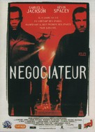 The Negotiator - French Movie Poster (xs thumbnail)