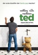 Ted - Austrian Movie Poster (xs thumbnail)