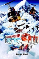 Avalanche - Chinese Movie Cover (xs thumbnail)