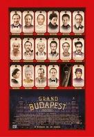 The Grand Budapest Hotel - Polish Movie Poster (xs thumbnail)