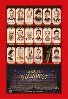 The Grand Budapest Hotel - Polish Movie Poster (xs thumbnail)