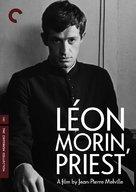 Léon Morin, prêtre - DVD cover (xs thumbnail)