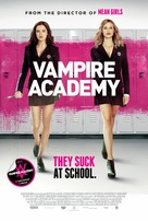 Vampire Academy - British Movie Poster (xs thumbnail)