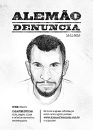 Alemão - Bulgarian Movie Poster (xs thumbnail)
