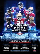 """NFL Thursday Night Football"" - Movie Poster (xs thumbnail)"