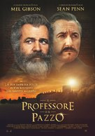 The Professor and the Madman - Italian Movie Poster (xs thumbnail)