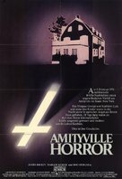 The Amityville Horror - German Movie Poster (xs thumbnail)