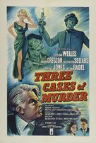 Three Cases of Murder - British Movie Poster (xs thumbnail)