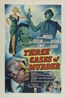 Three Cases of Murder - British Movie Poster (xs thumbnail)