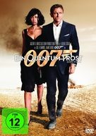 Quantum of Solace - German DVD movie cover (xs thumbnail)