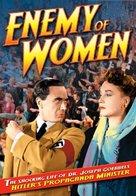 Enemy of Women - DVD cover (xs thumbnail)