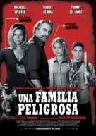 The Family - Chilean Movie Poster (xs thumbnail)