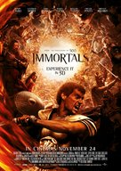 Immortals - New Zealand Movie Poster (xs thumbnail)