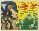Charlie Chan in the Secret Service - Movie Poster (xs thumbnail)