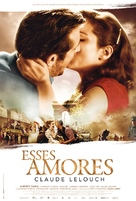 Ces amours-là - Brazilian Movie Poster (xs thumbnail)