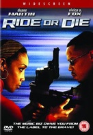 Ride Or Die - British DVD cover (xs thumbnail)