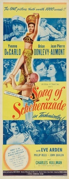 Song of Scheherazade - Movie Poster (xs thumbnail)