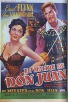 Il maestro di Don Giovanni - Belgian Movie Poster (xs thumbnail)