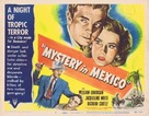 Mystery in Mexico - Movie Poster (xs thumbnail)