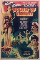 South of Tahiti - Movie Poster (xs thumbnail)