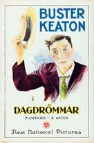 Day Dreams - Swedish Movie Poster (xs thumbnail)