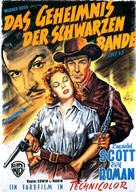 Colt .45 - German Movie Poster (xs thumbnail)