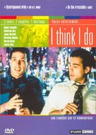 I Think I Do - French DVD cover (xs thumbnail)