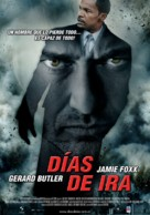 Law Abiding Citizen - Argentinian Movie Poster (xs thumbnail)
