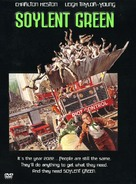 Soylent Green - DVD cover (xs thumbnail)