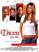 Rumor Has It... - Spanish Movie Poster (xs thumbnail)