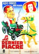 Ultima carrozzella, L' - French Movie Poster (xs thumbnail)