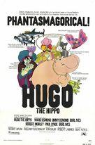 Hugó a víziló - Movie Poster (xs thumbnail)