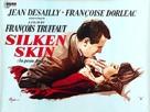 La peau douce - British Movie Poster (xs thumbnail)