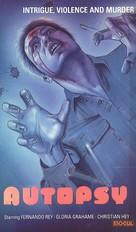 Autopsia - VHS cover (xs thumbnail)