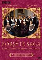 """The Forsyte Saga"" - Hungarian Movie Cover (xs thumbnail)"