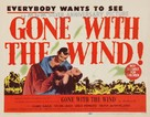Gone with the Wind - Australian Re-release movie poster (xs thumbnail)