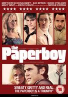 The Paperboy - British DVD cover (xs thumbnail)