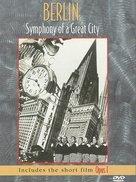 Berlin: Die Sinfonie der Großstadt - DVD cover (xs thumbnail)