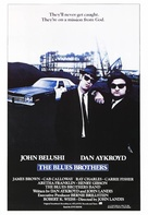 The Blues Brothers - Movie Poster (xs thumbnail)