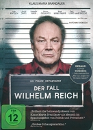 Der Fall Wilhelm Reich - German Movie Cover (xs thumbnail)